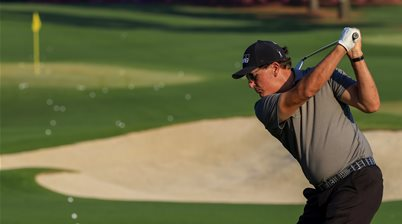 Gallery: Masters Practice Day 3