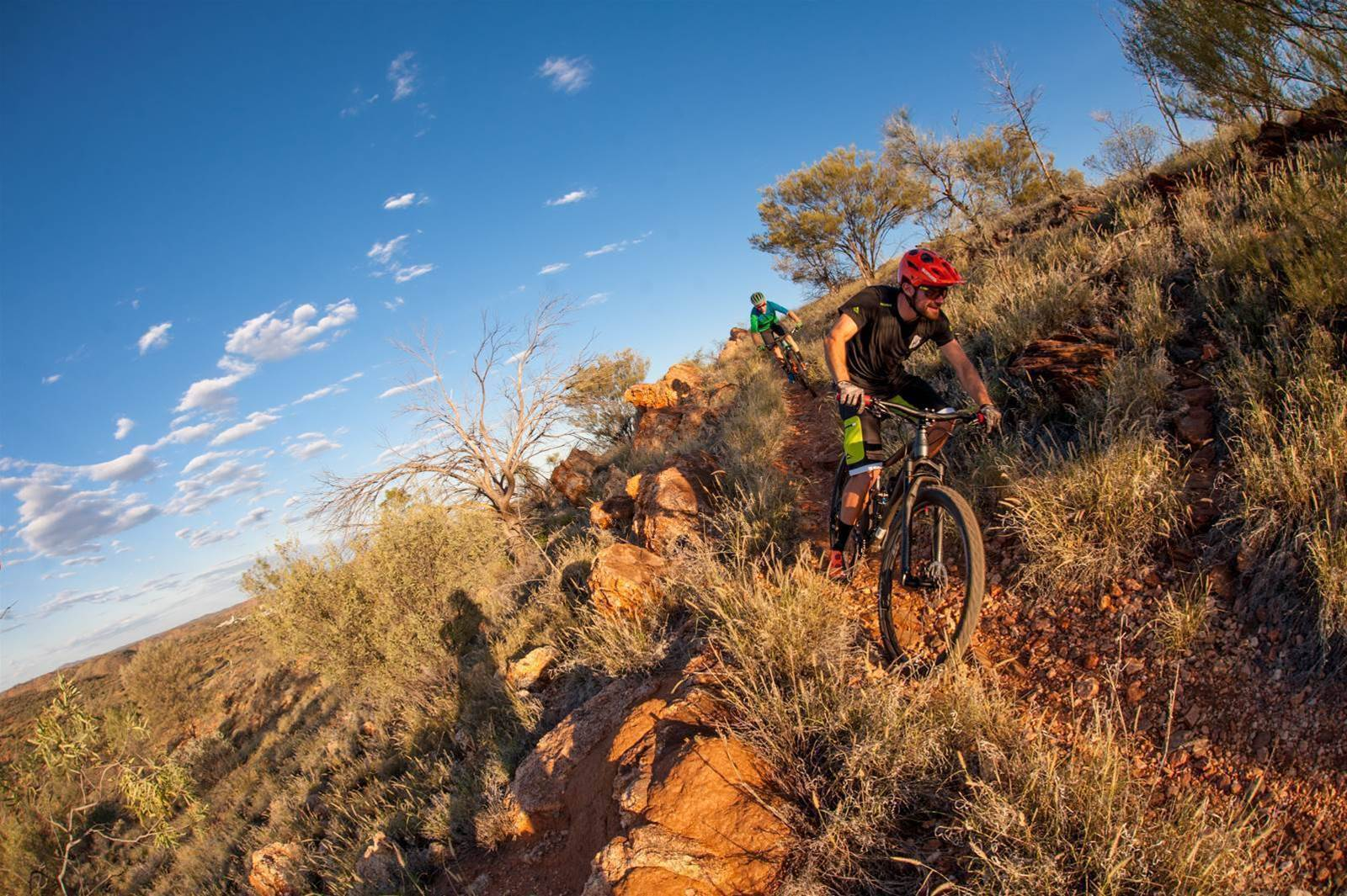 All about mountain biking in Alice Springs