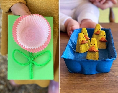 little mate create shares crafty activities for kids