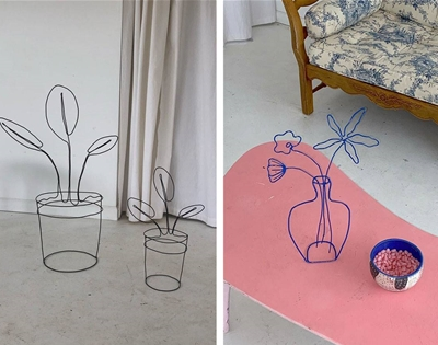 lane walkup's homewares will mess with your mind