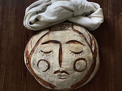 arty breads by linda ring