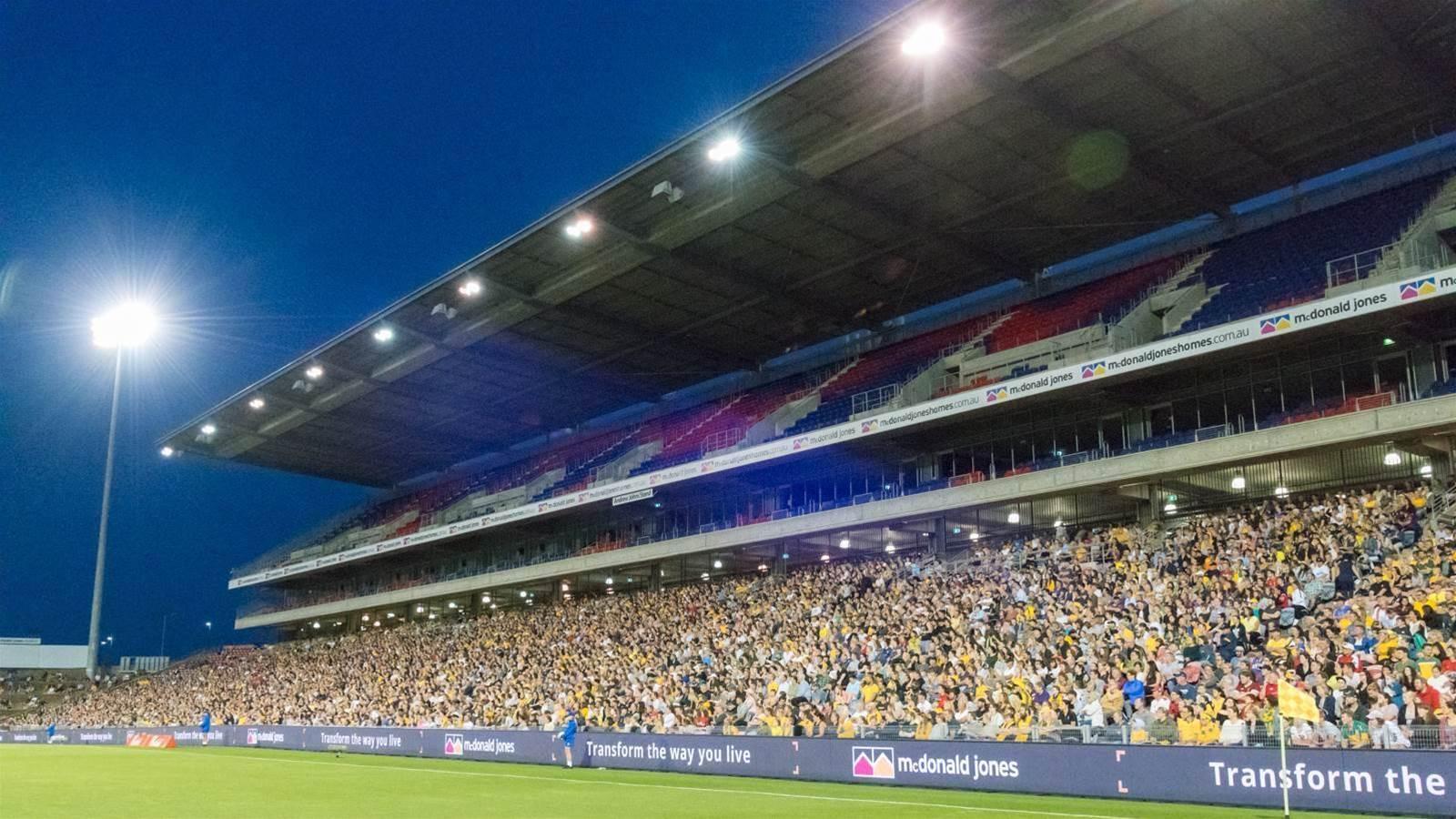 Pic special: Matildas v Chile
