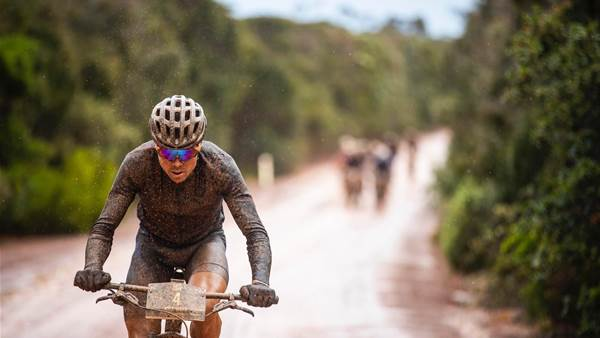 Mud baths at Cape to Cape Stage 1