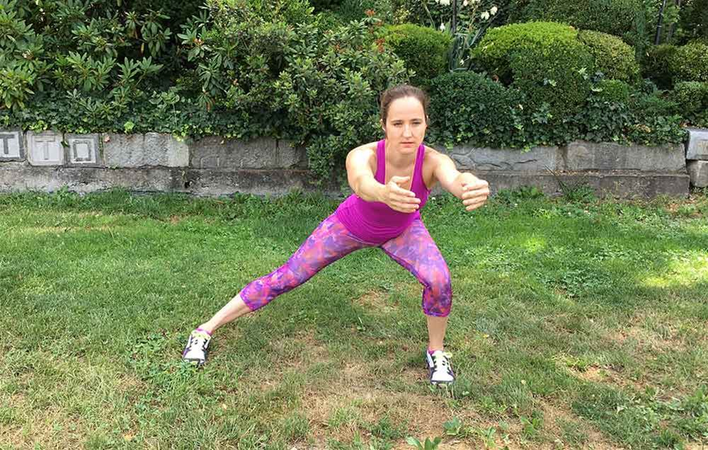 10 Moves For A Perkier Butt After 40