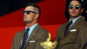 Ryder Cup: Practice Day Three & Opening Ceremony