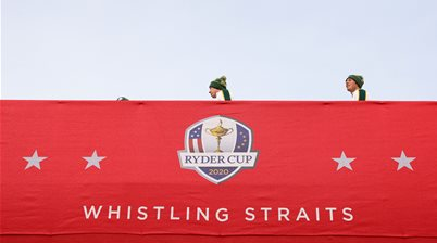 Ryder Cup: Practice Day Two