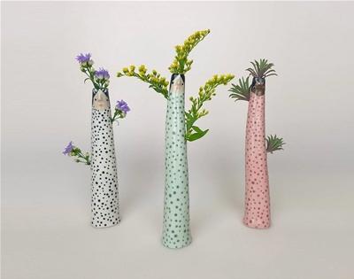 sandra apperloo's weirdo bud vases
