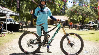 Bikes of the DH National Championships