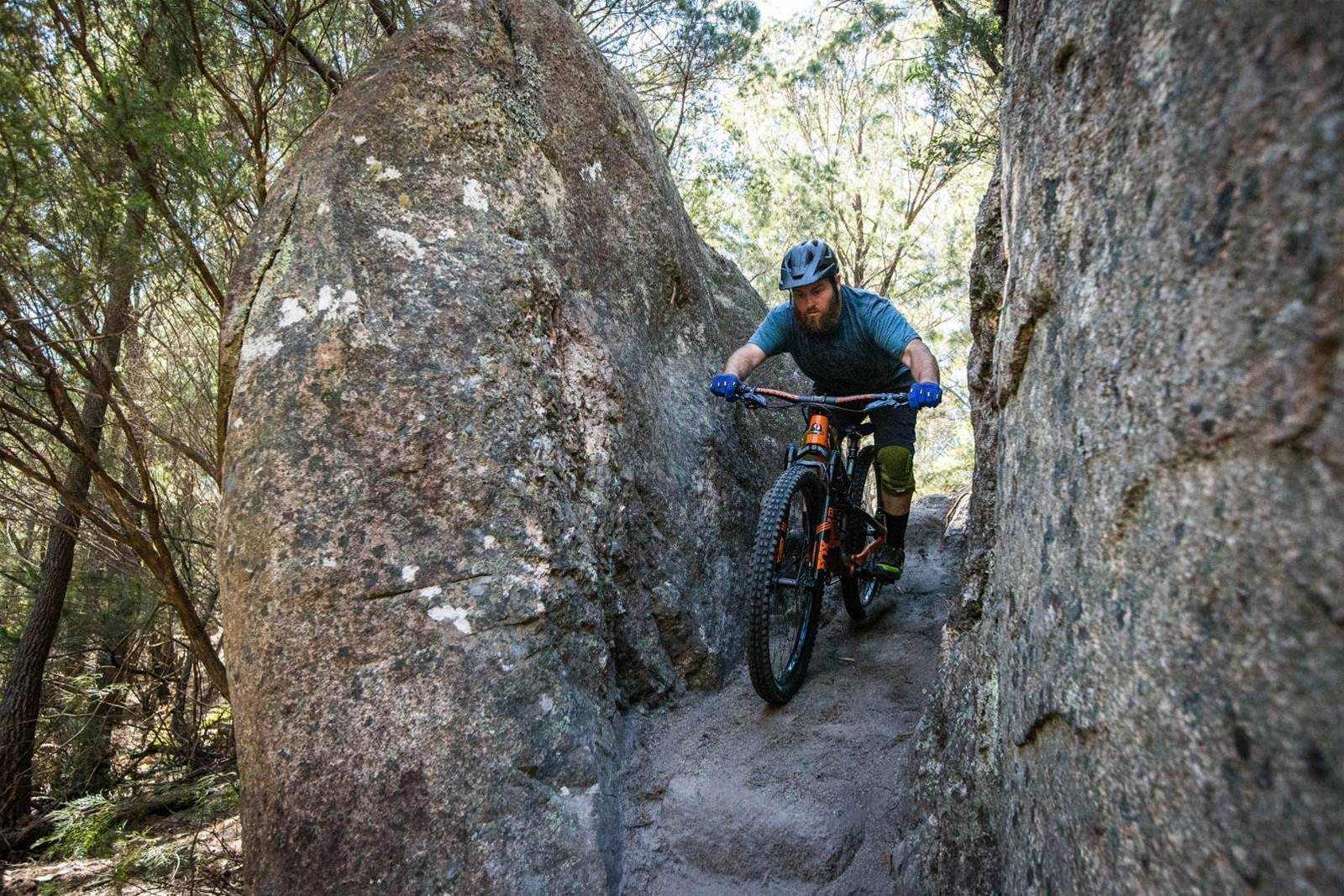 Derby's EWS trails