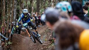 Maes and Courdurier win EWS Rnd 2 Stage 1