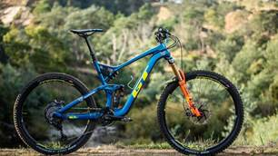 Bike Check: Wyn Masters' GT Force at the EWS