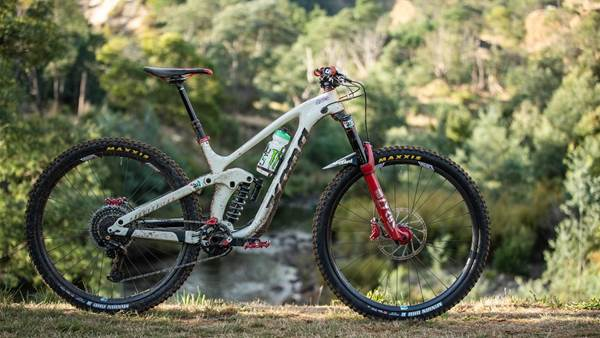 Bike Check: Connor Fearon's Kona Process 153
