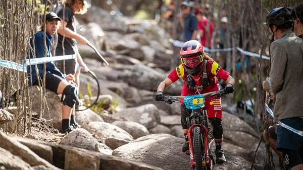 Maes and Courdurier win EWS Derby