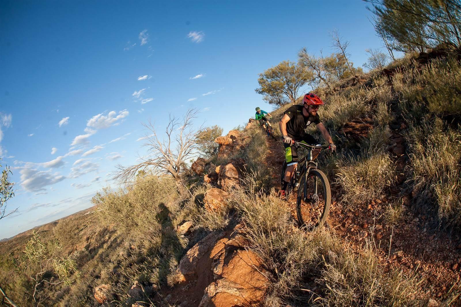 Red hot in Alice Springs