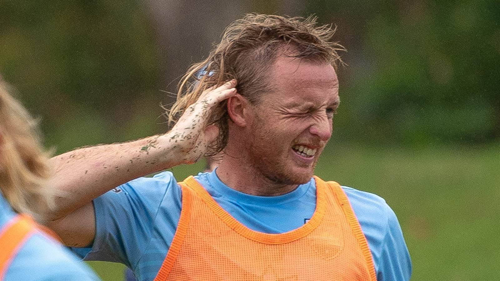 Grant on standby as Roos question Mooy injury