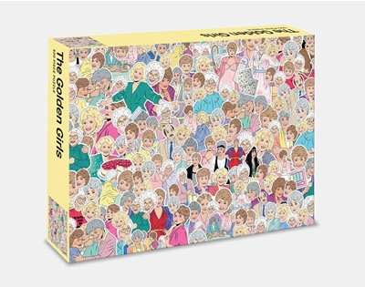 pop culture puzzles featuring all your favourite tv shows