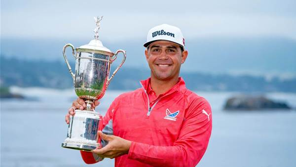 US OPEN GALLERY: Best final round images