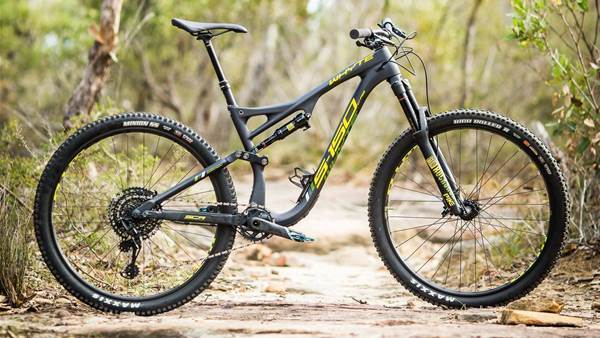 TESTED: Whyte S-150C RS