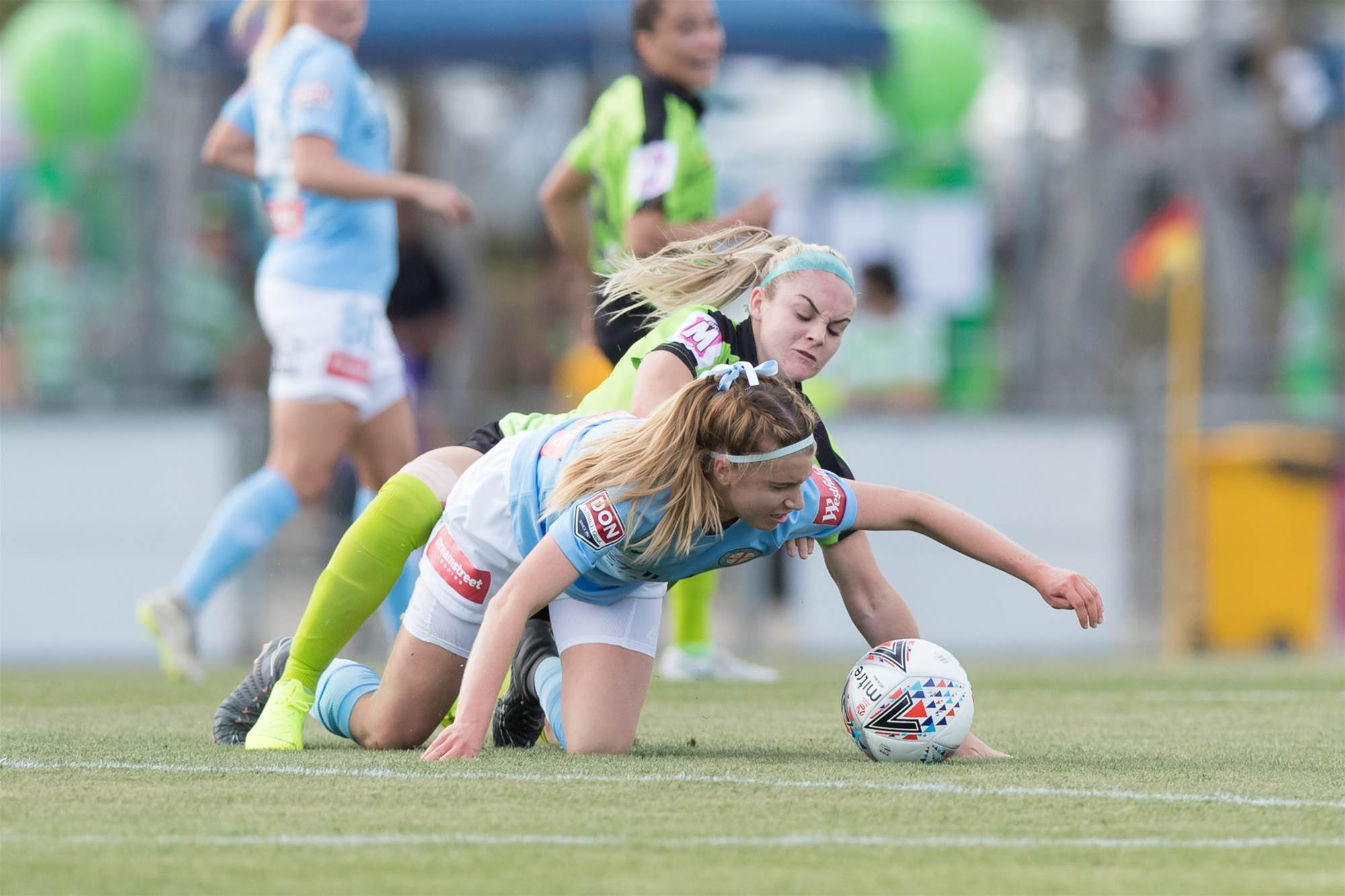 W-League pic special: Canberra United v Melbourne City
