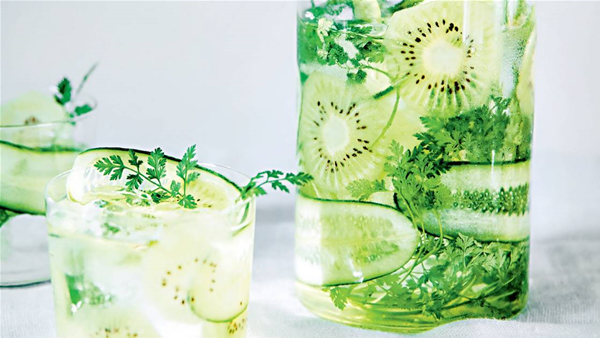 Boost your health with fruit-infused water