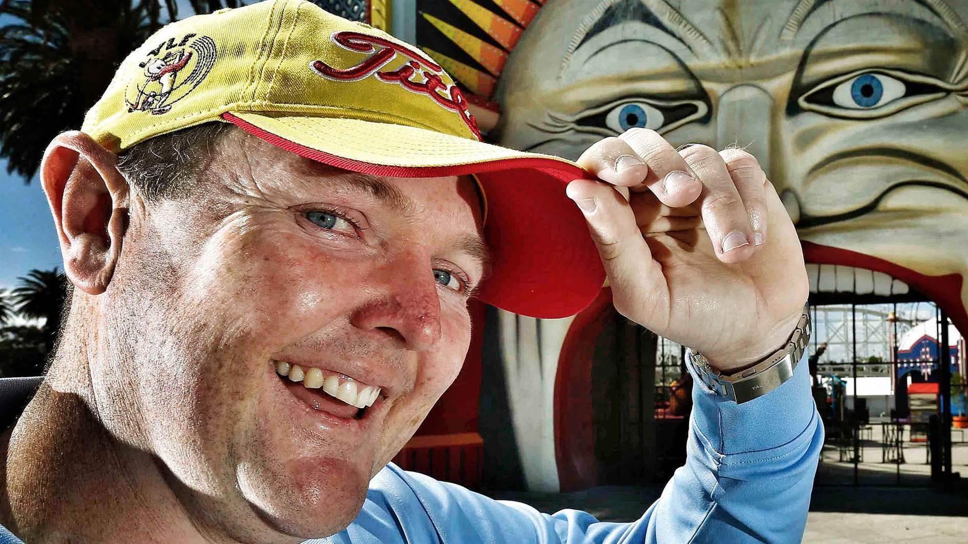 """""""My time was short"""": Jarrod Lyle dies, aged 36"""