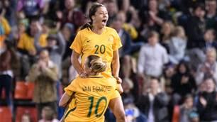 Kerr welcomes Matildas' qualifiers move