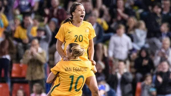 Matildas' fears led qualifiers move push