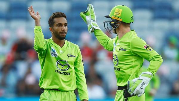 BBL Round-Up: Thunder on top after back-to-back wins