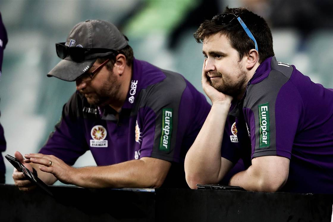 Glory fans respond to 'disappointing' club announcement