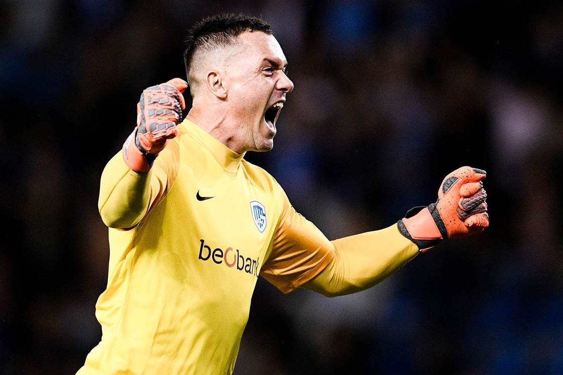 Vukovic's son shares awesome moment with Genk fans