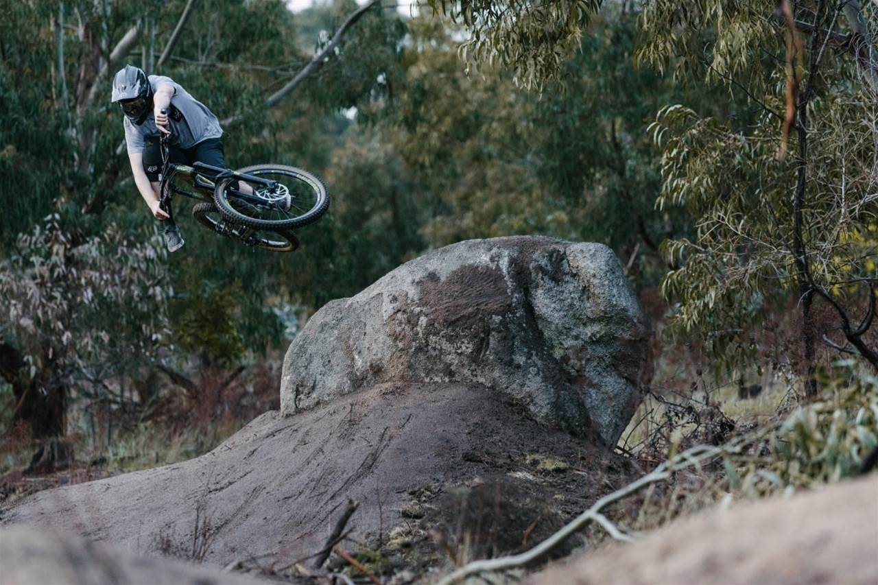 Places That Rock: Harcourt MTB Park