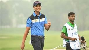 Sadom seizes halfway lead at Bangladesh Open