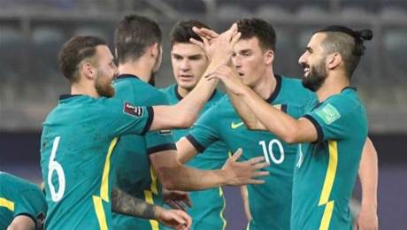 Socceroos reveal harsh Kuwait conditions: '10 minutes a day we see the sun'