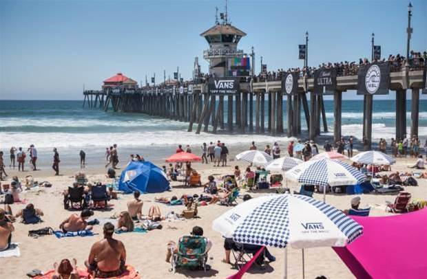 It's A Challenge To Watch The US Open Of Surfing
