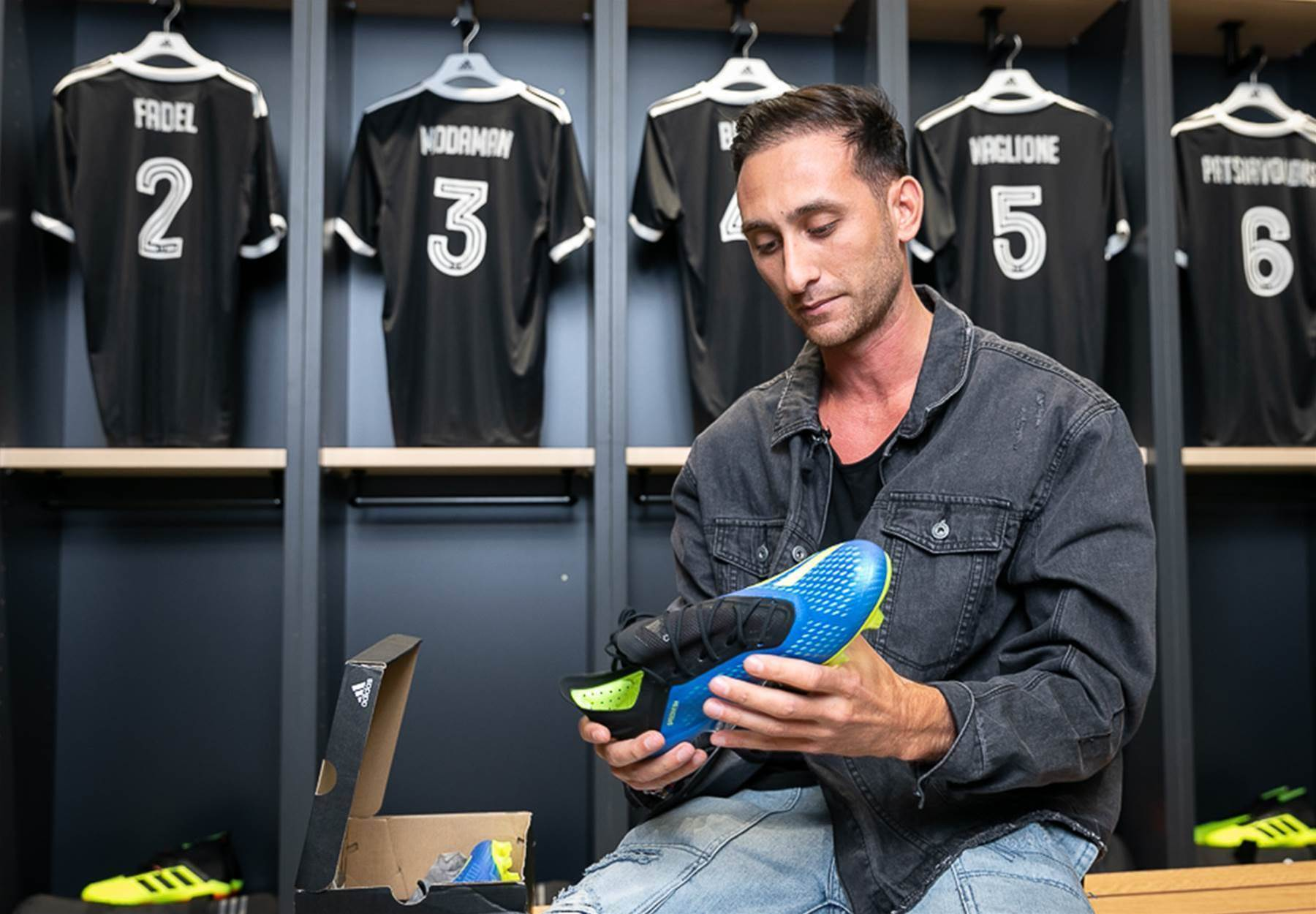 Video: Hands on with adidas' Energy Mode Pack