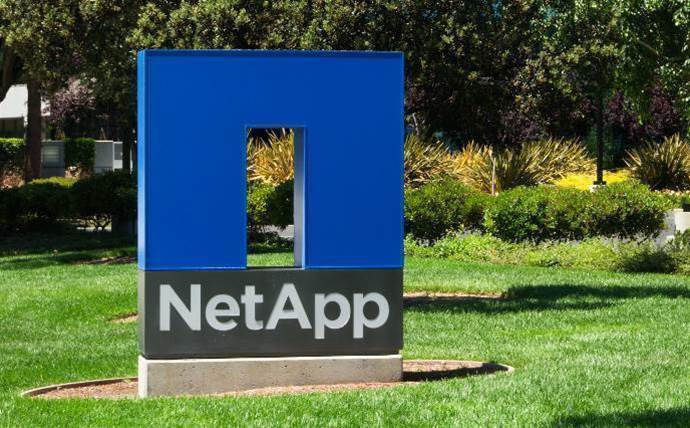 NetApp tops Dell EMC in flash storage sales