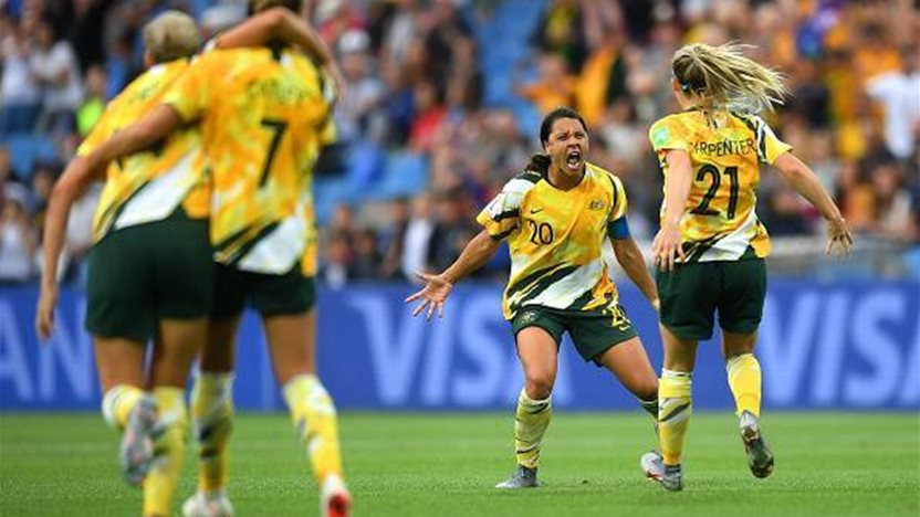Kerr predicts the 2023 World Cup will 'realise Australia's football legacy'