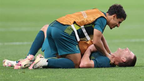 Olyroos stun Argentina for opening win