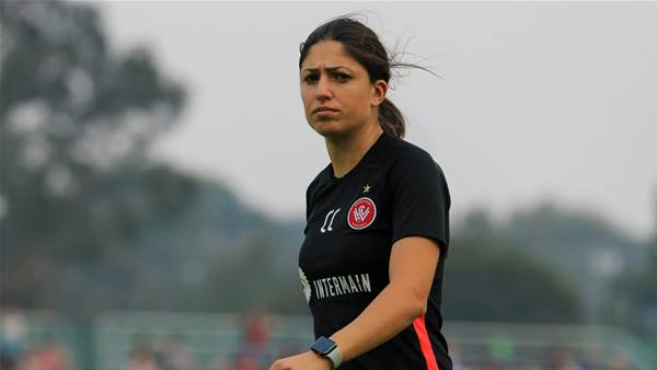 W-League legend turned coaching prodigy talks Stajcic influence