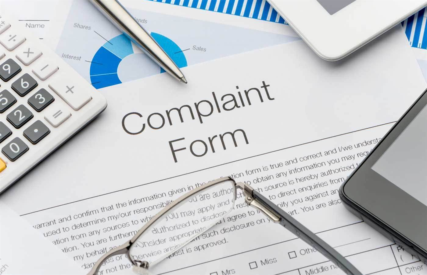 Complaints against Telstra, Optus, Vodafone down