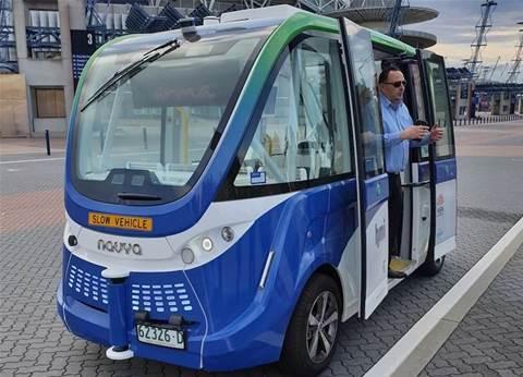 iTnews survives autonomous bus ride