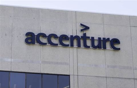 Accenture acquires 40th company in 10 months
