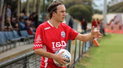 Young Warrior excited by prospect of a National Second Division