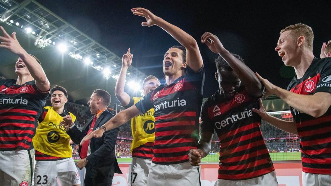 Why the Sydney derby is more than East v West: Georgievski