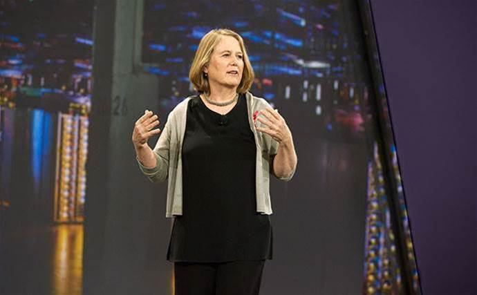 Google Cloud CEO Diane Greene to depart