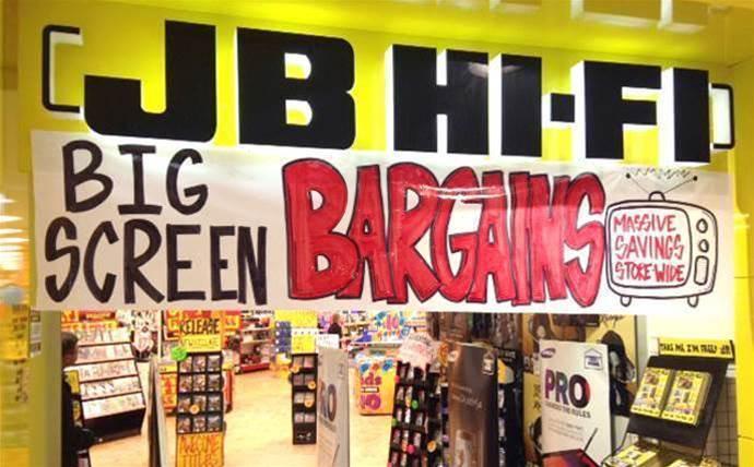 JB Hi-Fi adds another $1 billion to revenue