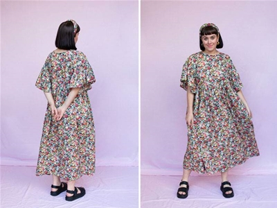 cool and easy dresses to make this frocktober