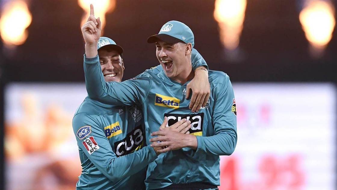 Brisbane Heat win again after Canes Batting Woes