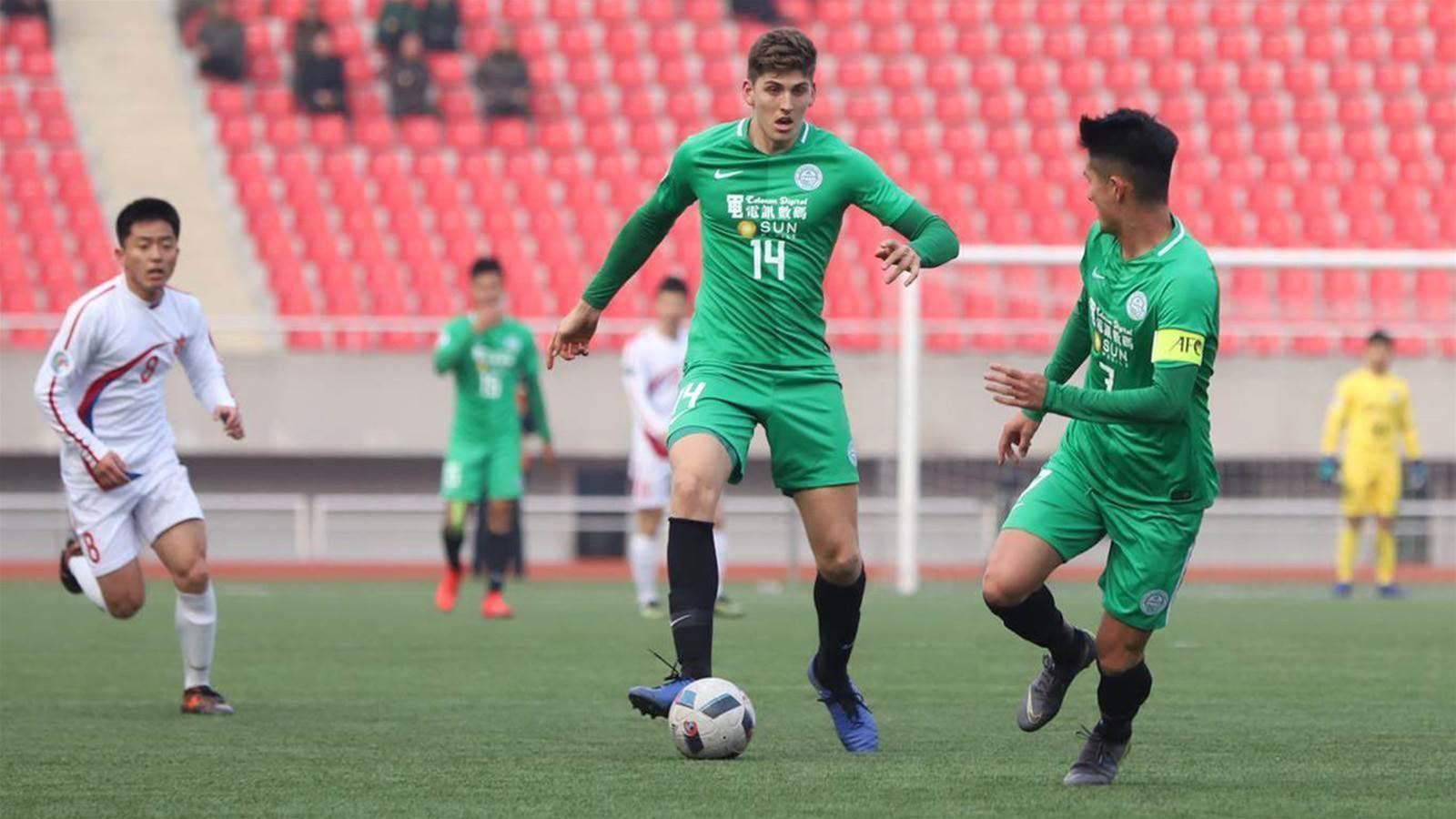 'My week in North Korea': Ex-A-league striker's inside story
