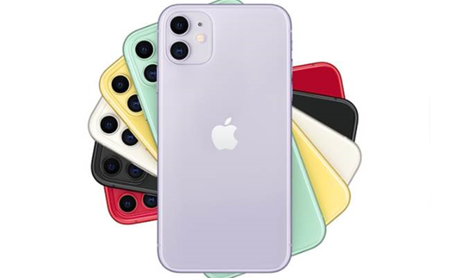 Apple's iPhone 11 surges but iPad declines